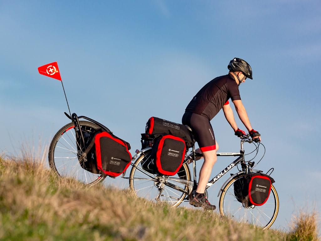 Extrawheel Taschen und Anhänger