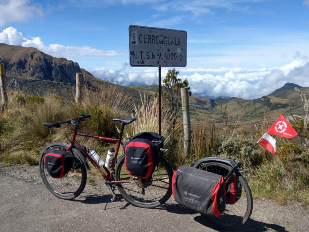Extrawheel Fahrradanhänger Taschen und Reiseequipment 8
