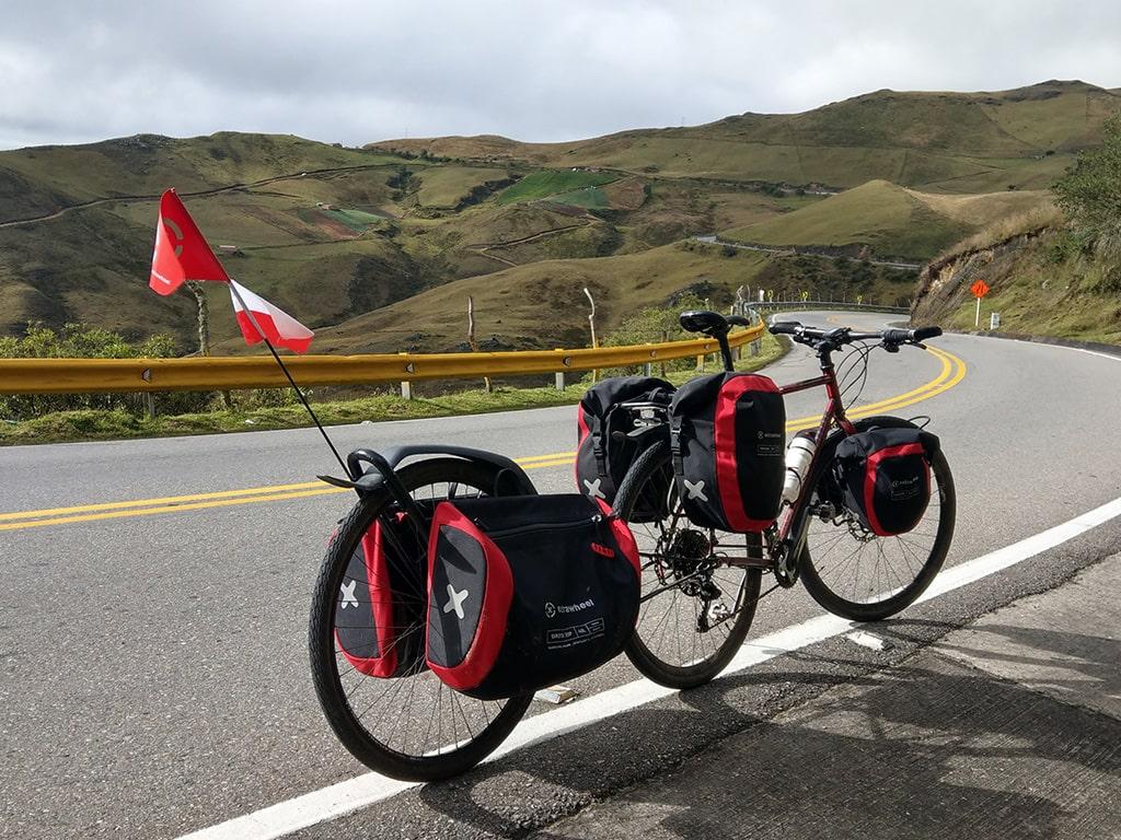 Extrawheel Fahrradanhänger Taschen und Reiseequipment 9